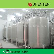 Customizable Liquid Shampoo Storage Tank in Stainless Steel