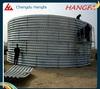 large diameter corrugated galvanized steel pipe