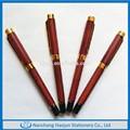 clip de oro de regalo de moda nuevo chino de madera de plumas estilográficas