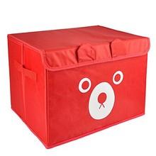 Wholesale multifunction non woven fabric foldable storage box