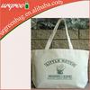 Designer cotton canvas tote bags