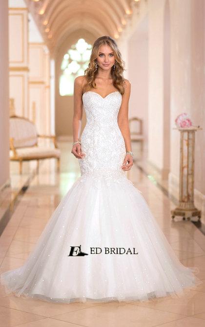Cuquitoycuquitadaniyanna: Mermaid Wedding Dresses With Sweetheart ...