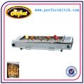 Churrasqueira elétrica/máquina churrasqueira elétrica/interior em aço inoxidável para churrasco máquina