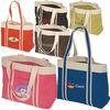 Reusable cavans tote bag personalized promotional