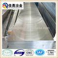 Barra de acero forjado barra plana d3/1.2080
