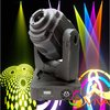 60W led moving head animated disco lights gif