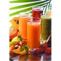 عصير الفاكهة الطازجة التعبئة لتر/ عصير البرتقال/ عصير التفاح/ عصير الخوخ