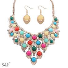 cheap jewelry set charm 105968 Europe 2014 statement set