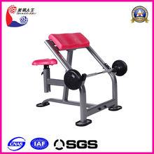 biceps training machine sports gym equipment