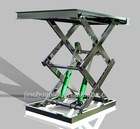 Stationary Electric Hydraulic Lifting Table/Car Lift /Cargo Lift