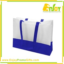 Fashional Style Large Foldable Non Woven Tote Shopping Bag