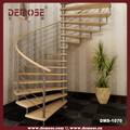تصاميم جديدة 2014 الدرج التصاميم خشبية داخلية