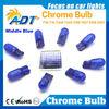 Hiway led light 194 w5w t10 Car Chrome bulb Middle blue auto bulbs