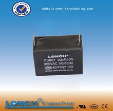 square black case terminal terms run capacitor