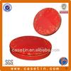 Custom diameter 300mm big wedding round tin box