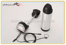 2014 newest electric bike usb battery tube type