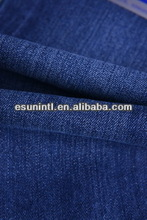 100% cotton 9.5OZ Blue-black organic cotton fabric selvedge denim fabric