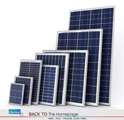 Suntech solar panels 90w 18v for 12v LED light system