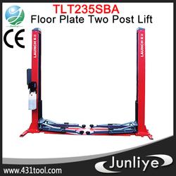 TLT235SBA Economical Floor Plate 2 Post Lift hot car lift cheap