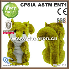 Top quality and cheap price squirrel stuffed animals