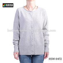 Latest Woman Mongolian Cashmere Sweater