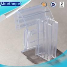Plastic Price Ticket Holder for Shelf