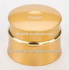 New Golden Aluminum Empty Luxury Cream Jar Container