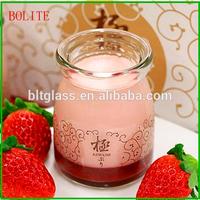 100ml pudding bottle with plastic cap wholesale