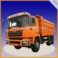 Utiliza la última 6* 4 pesado de la tarjeta y los parámetros de camiones volquete volquete camiones para la venta