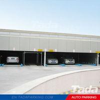 PSH Pit lift-sliding mechanical car parking system