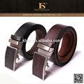 Mejor vendido, cinturón de cuero con agujeros para hombre
