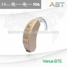 Venus Economical China Cheap BTE hearing aids