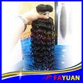 venta al por mayor precio de fábrica barata tejer remy indio de agua hermosa de onda del pelo extensiones de alibaba express