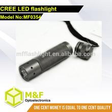 Best 3 Watt Dry battery CREE LED flashlight