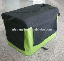 2014 hotest design arrival foldable dog carrier cat carrier