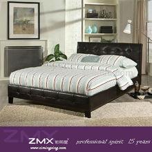 design furniture for leather bed Z568