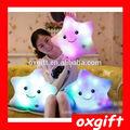 Oxgift led cuscino/luce principale su cuscino/colorato brillante luce del led cuscino