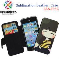 Sublimation Flip Case For iPhone 5c