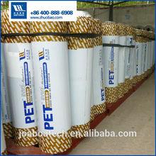 rubber aluminum film self-adhesive bitumen waterproof membrane