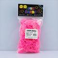 B600 29 colores para elegir bandas de goma DIY loom color sólido