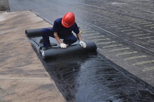 BAC bituminous self-adhesive basement waterproofing membrane