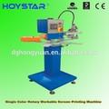 Máquina de impressão em roupas silkscreen