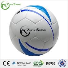Zhensheng pu leather match quality soccerball