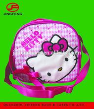 Fashion hello kitty school lunch bag JF-S185