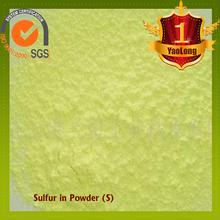 China sulphur