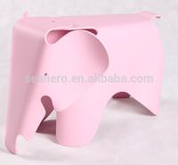 Elephant cheap Kids plastic chair KC101
