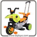 Mini baby electri pedal car com empurre handbar, chilren brinquedo elétrico do carro de passeio, bebê mini carro