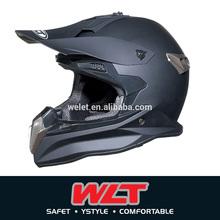 NEW ARRIVAL! Latest Motocross Helmet for sale WLT-188 Matt Black