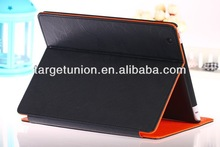 Wholesale for iPad 2 3 4 fashion leather flip cover case