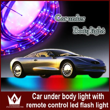 automobile led flashing lights chassis light